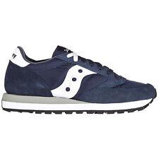 Saucony sneakers uomo jazz o' 2044/316 blu Navy / White logo pelle scamosciata