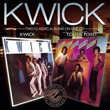 Kwick/To The Point - Kwick (2013, CD NEUF)