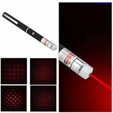 Powerful Long Range 500m  Red Laser Pointer Pen Beam Light 1MW Power Lazer 650nm