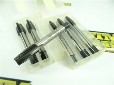 """LOT OF 6 NEW!!! NACHI HSSEV 3 FLUTE SPIRAL POINT TAPS 1/2""""-13NC"""