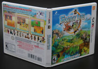 Fantasy Life Nintendo 3DS Replacement Game Case And Insert (No Game Disc)