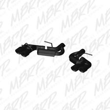 MBRP S7036BLK Exhaust System Kit fits 2016-2018 Chevy Camaro V8 6.2L