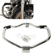 Mustache Engine Guard Highway Crash Bar For Harley Sportster XL883 XL1200 04-19