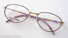 SILHOUETTE telaio di alta qualità versione da donna modello occhiali occhiali SIZE M