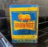 Golden Fleece Cinemascope  1 Quart Vintage Oil Tin