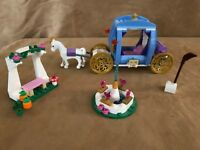 41053 LEGO Cinderella's Dream Carriage ONLY NO minifigure Disney Princess castle