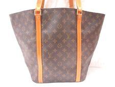 Authentic LOUIS VUITTON Monogram Sac Shopping 48 M51108 Shoulder Bag NO0957