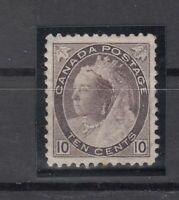 Y4606/ CANADA – SG # 163 MINT MH – CV 225 $