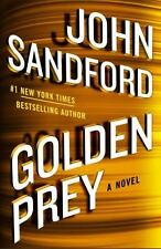 Prey: Golden Prey Bk. 27 by John Sandford (2017, Hardcover)