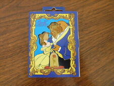 Beauty & The Beast Storybook Vol. 6 Boxed Pins Set Belle Enchanted Rose