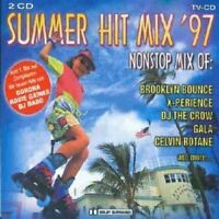 Summer Hit Mix '97 (#zyx81102) Brooklyn Bounce, X-Perience, DJ the Crow.. [2 CD]