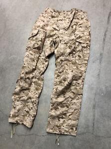 SEAL US Navy NWU Type II AOR1 Desert Uniform Pants Medium Regular NSW