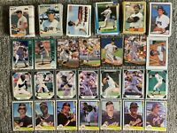 950 + Different San Francisco Giants Baseball Cards  *Rookies  Stars Team Sets*