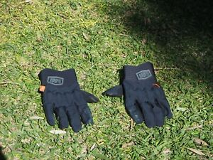 100% COGNITO Glove Mountain Biking MTB XXL Extra Extra Large D3O Knuckle Armour