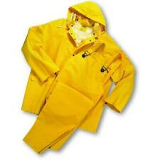 Westchester Protective Gear 3-Piece Yellow 35mm Pvc/Polyester Rain Suit 3Xl