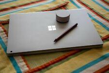 New listing Microsoft Surface Book 2 15'' i7 16Gb Ram 512Gb Nvidia Surface Dial platinum pen