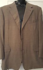 Canali Mens Designer Jacket.  Size 46R VGC 100% Wool quick sale 22.50
