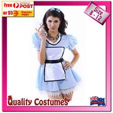 Alice in Wonderland Unbranded Dress Costumes for Women