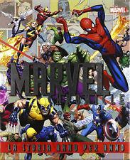 MARVEL CHRONICLE La storia anno per anno della Marvel.Prefazione di Stan Lee