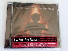 La Vie En Rose Original Soundtrack CD 2007 Brand New & Sealed