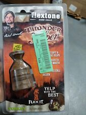 Flextone Thunder Yelper Turkey Call Fg-Turk-00066 Gobblers Hunting