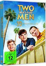 TWO AND A HALF MEN, Mein cooler Onkel Charlie, Staffel 10 (3 DVDs) NEU+OVP