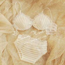 1/3 8-9 Bjd Sd Msd Doc Dod Dd Doll white lace underwear dollfie clothes