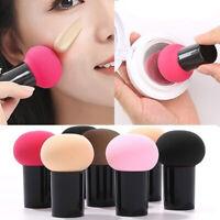 Dry Wet Beauty Tools Blending Puff Cosmetic Mushroom Head Face Makeup Sponge