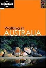 Lonely Planet Walking in Australia by Bardwell, Sandra