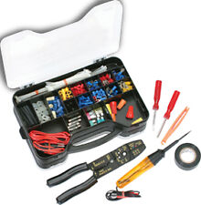 ATD 285pc Automotive Electrical Repair Kit,Tools,Terminals,Fuses,Test light #285