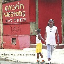 When We Were Young by Calvin Weston CD