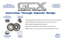 GCX Brake Rotors by StopTech fits 1992-2002 GMC Savana 1500 C1500 Suburban C1500