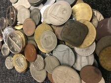 Coins sold in bulks of 1 kg, unsorted (shipping included in price)