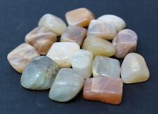 1/4 lb Bulk Lot Moonstone Tumbled Stone (Crystal Healing Reiki Tumble) 4 oz