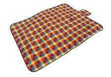 New Waterproof Traveling Car Rug Picnic Blanket Rug Mat Camping Fold Up