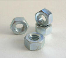 """New listing Vintage Vsi, 5/16"""" U.S.S. Plated Hex Nuts, Quantity 67 Nos in Original Box"""