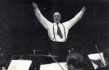 Nostalgia Postcard Conductor Sir Thomas Beecham 1879-1961 Reproduction Card NS45