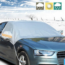 Auto Windshield Snow Cover Mirror Protector Car SUV Sun Ice Frost Removal Guard