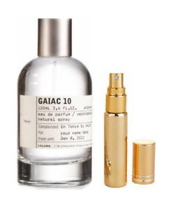 Le Labo Gaiac10 10ml atomiser travel size