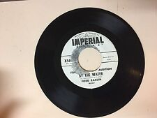 R&B 45 RPM RECORD - FORD EAGLIN - IMPERIAL X5692- PROMO