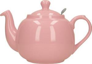 Teekanne London Pottery Farmhouse rosa 1500ml Keramik Creative Tops