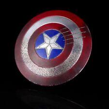 1/6 Metal Shield For Captain America Steve Rogers Civil War Avengers Toys Hot