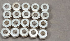 Lot of 20 Tube Nuts Aluminum 101F-2095 ER1284.
