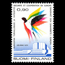 Finland 1975 - European conference on security and co-operation - Sc 578 Mnh