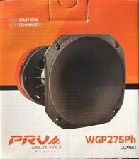 "PRV Audio - WGP275Ph - 1"" Horn Loaded Midrange 8 Ohm"