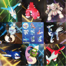 MCDONALDS Happy Meal Toy 2019 POKEMON + scheda PRESALE Set completo di 8 Carte + Toys