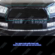 Fits 2010-2013 Toyota 4Runner Black Billet Grille Grill Insert