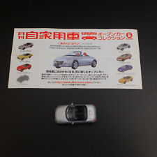 Lawson Monthly Private Car Tie-up Open Car Collection Daihatsu Copen Sliver