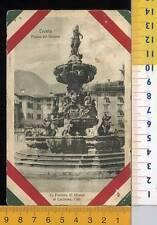 42633] TRENTO - PIAZZA DEL DUOMO - LA FONTANA DI LAVARONE _ 1915