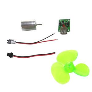 Phone Charger Wind Power Generator Alternator Mini Small Turbine Regulator
